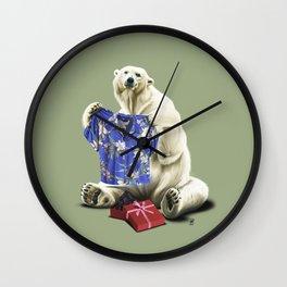 Cool! (Colour) Wall Clock
