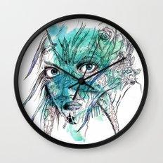 Beetle Born Wall Clock