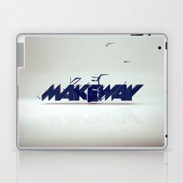 make way. Laptop & iPad Skin