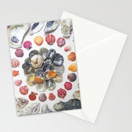 Jingle Shell Sun Stationery Cards