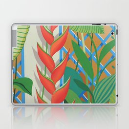 HELICONIA FLOWERS Laptop & iPad Skin