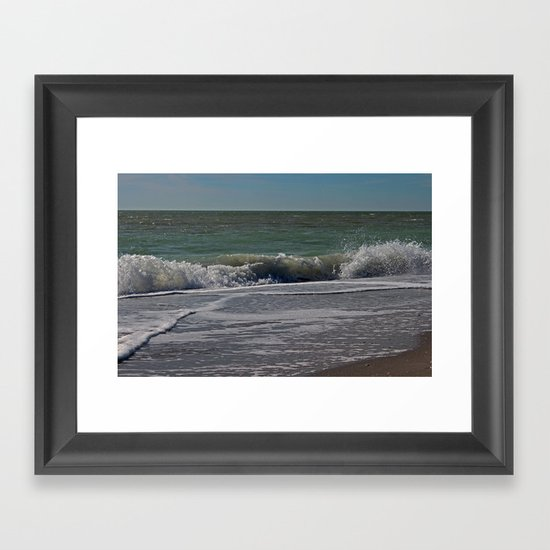 Rumor Framed Art Print