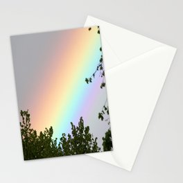 Pastel Natural Rainbow Stationery Cards