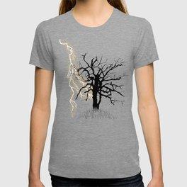 Gnarled Tree and Lightning T-shirt