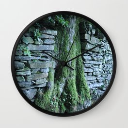 Stand Your Ground Wall Clock