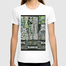 Plastics series 13 T-shirt