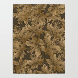 Autumn moods n.6 Poster
