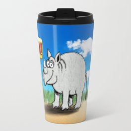GRONK! Travel Mug