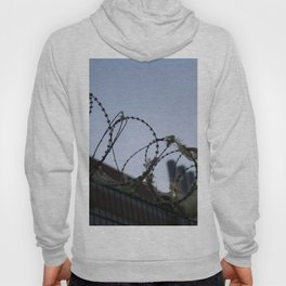 Barbed Wire Sky Hoody