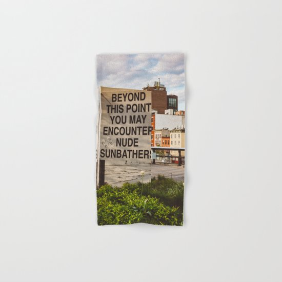 Highline View III Hand & Bath Towel