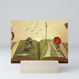 story Mini Art Print