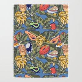 El Cochinito Wallpaper Poster