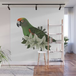 Jardine's Parrot Wall Mural