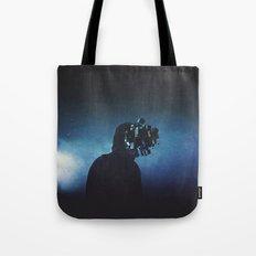 Square Minded Tote Bag