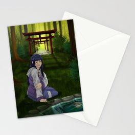 Mind Forest Stationery Cards