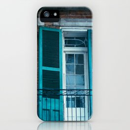 French Quarter Blues, No. 1 iPhone Case