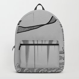 Wheel of Doubts Backpack