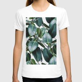 Tropical Elastica T-shirt