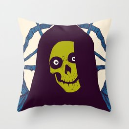 Spoopy Throw Pillow