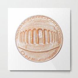 inflation Metal Print