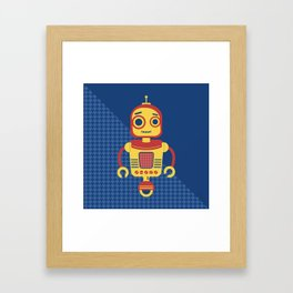 Rob-Bot04 Framed Art Print