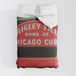 Field of Dreams Comforters