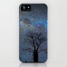 Starry Kimberley Night iPhone Case