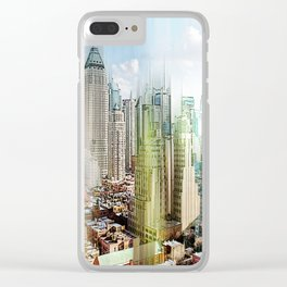 I love New York Clear iPhone Case