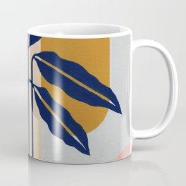 Banana Leaves | Gouache Coffee Mug