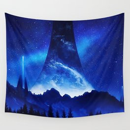 Halo Infinite Wall Tapestry