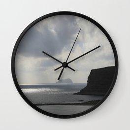 Crete, Greece 2 Wall Clock