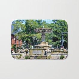 Kenan Memorial Fountain Bath Mat