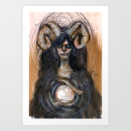 Solstice 2012 Art Print