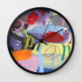 zoom exploited 009 Wall Clock
