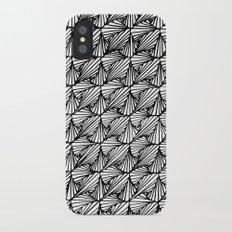 Zentangle Paradox  iPhone X Slim Case