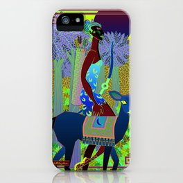 Women of the Myth: Artemis-Diana iPhone Case