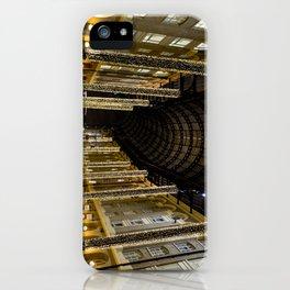 Hays Galleria iPhone Case