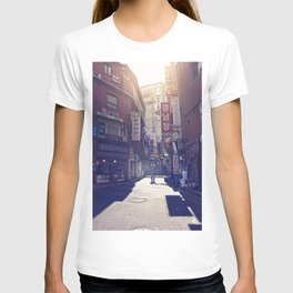 A man about the town T-shirt