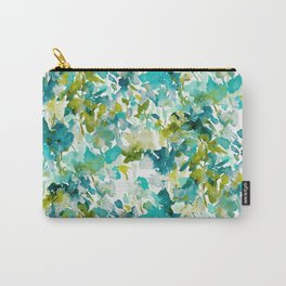 Local Color (Teal) Carry-All Pouch