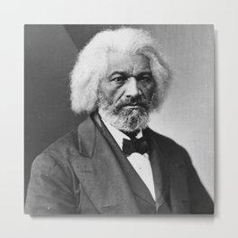 Frederick Douglass - Black Culture - Black History Metal Print