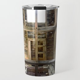 Exploring the Longfellow Mine of the Gold Rush - A Series, No. 4 of 9 Travel Mug