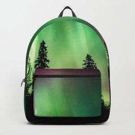 Northern Lights (Aurora Borealis) 10. Backpack