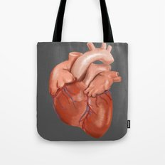 Heart 2 Tote Bag
