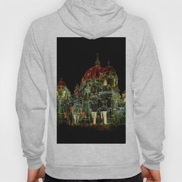 Berlin Cathedral at Night Hoody