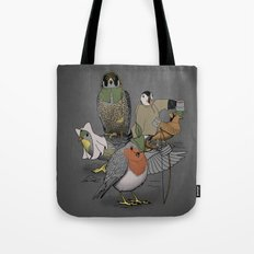 Robin and his merry friends. Tote Bag
