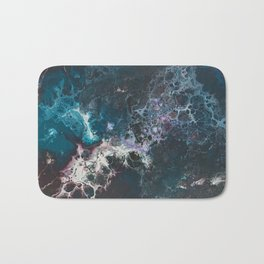 Trapped in the Bubbles Bath Mat