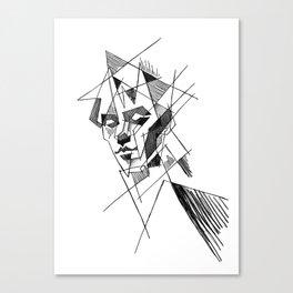 peter murphy 3 Canvas Print