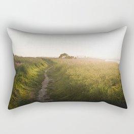 St Andrews Coastal Path Rectangular Pillow
