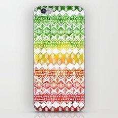 One Love Tribal {white} iPhone & iPod Skin