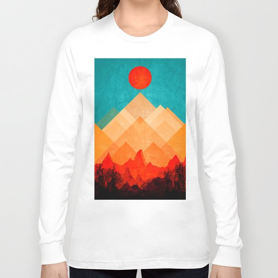 Big Mountain XIX Long Sleeve T-shirt